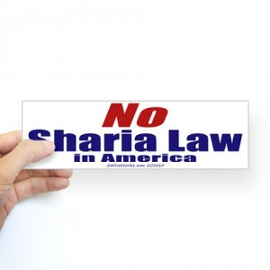 no_sharia_law
