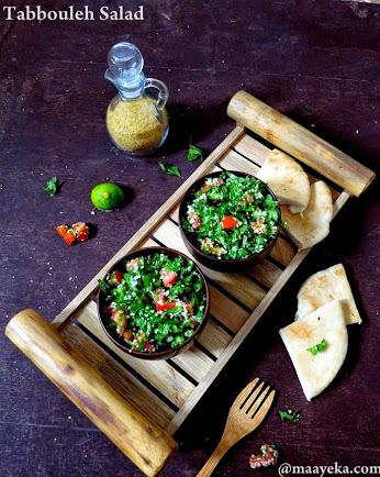 Labanese-tabboulah-salad